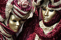 Carnevale a Venezia.<br /> Carnival in Venice.<br /> UPDATE IMAGES PRESS/Riccardo De Luca