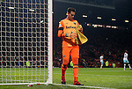 Adrian of West Ham United during the English League Cup Quarter Final match at Old Trafford  Stadium, Manchester. Picture date: November 30th, 2016. Pic Simon Bellis/Sportimage
