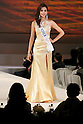 """Miss Korea Seobin Lee, November 11, 2014, Tokyo, Japan : Miss Korea Seobin Lee walks down the runway during """"The 54th Miss International Beauty Pageant 2014"""" on November 11, 2014 in Tokyo, Japan. The pageant brings women from more than 65 countries and regions to Japan to become new """"Beauty goodwill ambassadors"""" and also donates money to underprivileged children around the world thought their """"Mis International Fund"""". (Photo by Rodrigo Reyes Marin/AFLO)"""