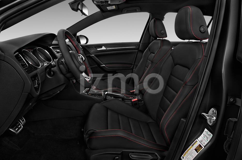 2018 Volkswagen Golf GTI Gti 5 Door Hatchback front seat car photos