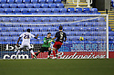 Michail Antonio of Reading shoots wide.Reading v Stevenage - FA Cup 3rd Round - Madejski Stadium,.Reading - 7th January, 2012.© Kevin Coleman 2012