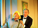 David Warner,Philip Glenister   in The Feast of Snails opens at The Lyric 18/2/02  pic Geraint Lewis
