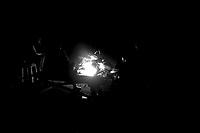 Carmo da Cachoeira_MG, Brasil...Fogueira em Carmo da Cachoeira, Minas Gerais...Bonfire in Carmo da Cachoeira, Minas Gerais...Foto: LEO DRUMOND / NITRO