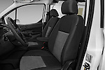 Front seat view of 2016 Ford Transit-Connect Van-XL-SWB-(Rear-Liftgate) 5 Door Mini MPV Front Seat  car photos