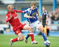 Millwall v MK Dons 04-Oct-2008
