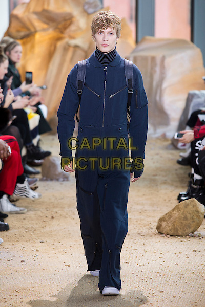 LACOSTE<br /> New York Fashion Week FW 17 18<br /> in New York, USA February 11, 2017.<br /> CAP/GOL<br /> &copy;GOL/Capital Pictures