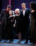 Brian Stokes Mitchell, Emily Loesser, Jo Sullivan Loesser, Paul McCartney, Audra McDonald<br />