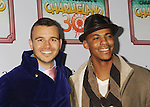 LOS ANGELES, CA - DECEMBER 08: Charlie Ebersol and Mehcad Brooks attend Charlie Ebersol's 'Charlieland' Birthday Party And Charity: Water Fundraiser on December 8, 2012 in Los Angeles, California.