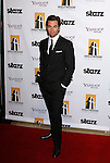 BEVERLY HILLS, CA. - October 27: Actor Chris Pine arrives at the 12th Annual Hollywood Film Festival Awards Gala at the Beverly Hilton Hotel on October 27, 2008 in Beverly Hills, California.