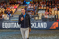 Sir Mark Todd - Sky City Eventing Masterclass. 2019 Equitana Auckland. ASB Showgrounds. Auckland. New Zealand. Thursday 21 November. Copyright Photo: Libby Law Photography