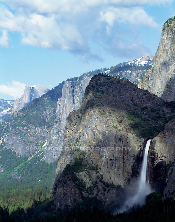 Bridal Veil Fall, Yosemite National Park