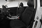 Front seat view of 2016 KIA Sportage SX 5 Door Suv Front Seat  car photos