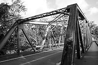 Karsten Thot Bridge, Wahiawa, Oahu, Hawaii