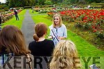The 2015 Rose of Tralee is Meath Rose Elysha Brennan, The 57th Rose pictured in Tralee town park on Wednesday morning..