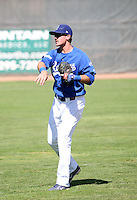 Kyle Orr / Ogden Raptors..Photo by:  Bill Mitchell/Four Seam Images