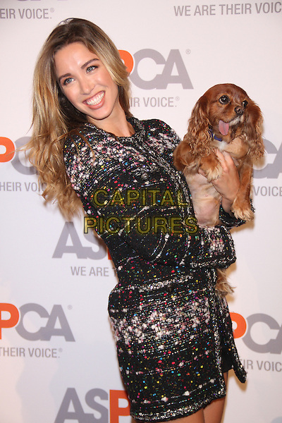 NEW YORK, NY - OCTOBER 16: Melissa Bolona at ASPCA Young Friends Benefit at IAC Building on October 16, 2014 in New York City.  <br /> CAP/MPI/RW<br /> &copy;RW/ MediaPunch/Capital Pictures