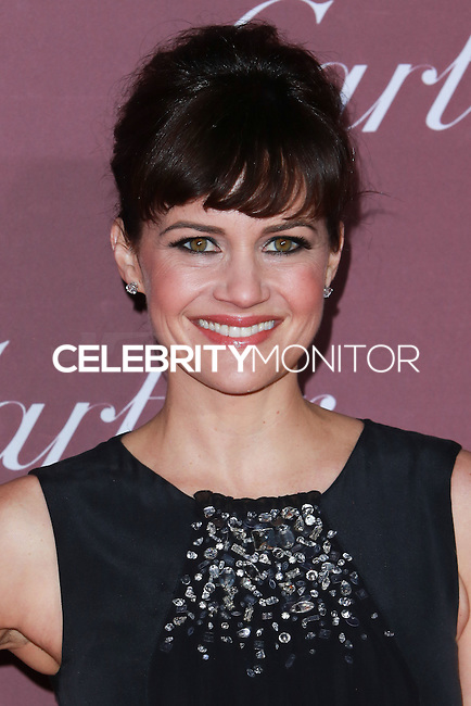 PALM SPRINGS, CA, USA - JANUARY 03: Carla Gugino arrives at the 26th Annual Palm Springs International Film Festival Awards Gala Presented By Cartier held at the Palm Springs Convention Center on January 3, 2015 in Palm Springs, California, United States. (Photo by David Acosta/Celebrity Monitor)