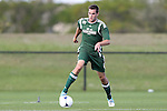January 11, 2013: Tommy Muller (Georgetown). Day 1 of the Combine. The 2013 adidas MLS Player Combine was held January 11-15, 2013 at Central Broward Regional Park in Lauderhill, Florida.