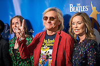 LAS VEGAS, NV - July 14, 2016: Joe Walsh pictured arriving at The Beatles LOVE by Cirque Du Soleil at The Mirage Resort in Las vegas, NV on July 14, 2016. Credit: Erik Kabik Photography/ MediaPunch
