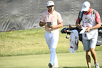 Rickie Fowler during the fourth round of the Arnold Palmer Invitational presented by Mastercard, Bay Hill, Orlando, Florida, USA. March 18, 2018.<br /> Picture: Golffile | Dalton Hamm<br /> <br /> <br /> All photo usage must carry mandatory copyright credit (&copy; Golffile | Dalton Hamm)
