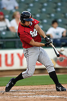 Hardy, JJ 4888.jpg. Nashville Sounds at Round Rock Express. August 27th, 2009 at the Dell Diamond in Round Rock, Texas. Photo by Andrew Woolley.