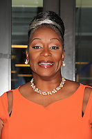NEW YORK, NY - JUNE 28:  Legendary R&B singer Regina Belle spotted leaving 'Good Day New York' where she performed the single 'Imperfect Love' from her album 'The Day Life Began'  in New York, New York on June 28, 2016.  Photo Credit: Rainmaker Photo/MediaPunch