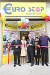 Les Cooling, Eurostop, Betty McDonnell, The Cut Above, Deputy Mayor Ged Nash, Mai Tham and Gerard Gardiner of Waterfront Interiors at the Official Launch of the North Quay Retail Event...Picture Jenny Matthews/Newsfile.ie