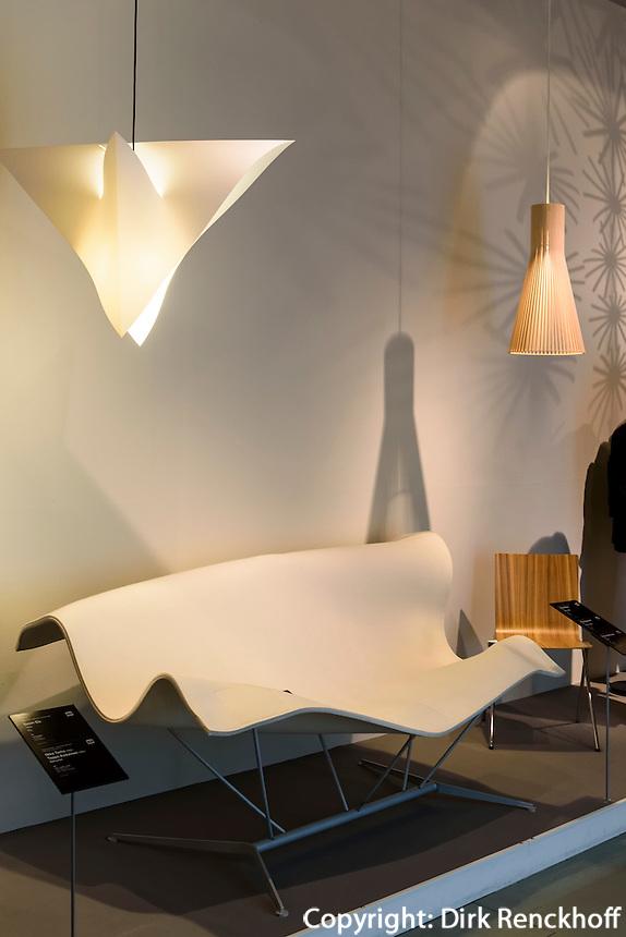 Design-Museum in Helsinki, Finnland