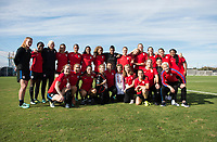 USWNT Training, November 11, 2017