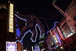 King Kong at Universal CityWalk in Universal City, Los Angeles, CA