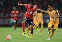 Independiente Medellín vs Sportivo Luqueño del Paraguay , 24-08-2016.