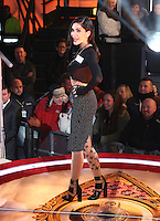 Jasmine Waltz at Celebrity Big Brother 2014 - Contestants Enter The House, Borehamwood. 03/01/2014 Picture by: Henry Harris / Featureflash