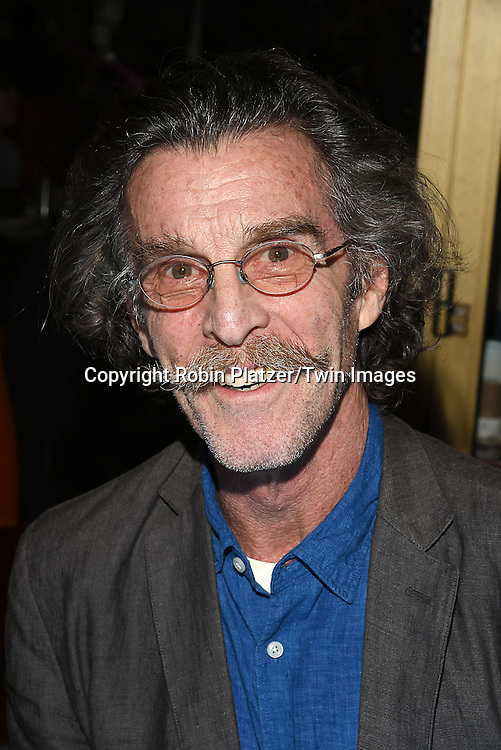 John Glover attends the Broadway Cares/Equity Fights Aids Flea Market and Grand Auction on September 25, 2016 at the Music Box Theatre and in Shubert Ally in New York, New York, USA. <br /> <br /> photo by Robin Platzer/Twin Images<br />  <br /> phone number 212-935-0770
