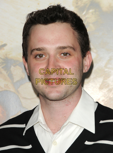 "EDDIE KAYE THOMAS .at the L.A. Premiere of HBO's new mini series ""The Pacific"" held at The Grauman's Chinese Theatre in Hollywood, California, USA,.February 24th 2010..portrait headshot white shirt black striped                                      .CAP/RKE/DVS.©DVS/RockinExposures/Capital Pictures."