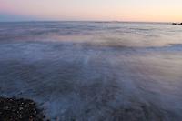 Sunset on Ruby Beach, Washington.<br /> <br /> Canon EOS 30D, 17-40 f/4L lens