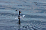 stand-up paddle-boarding, Monterey Bay