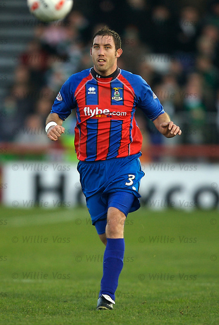 Phil McGuire, Inverness Caledonian Thistle