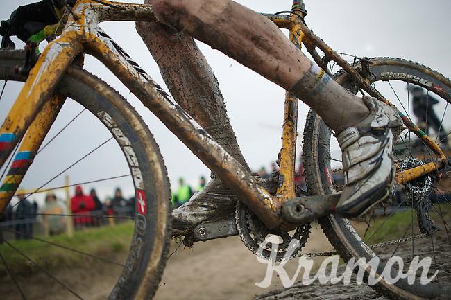 U23 World CX Champion Wout Van Aert (BEL)<br /> <br /> 2014 Noordzeecross