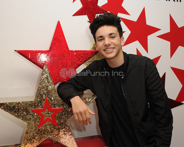 AVENTURA FL - MARCH 20: Daniel Skye poses for a portrait at Macy's on March 20, 2016 in Aventura, Florida. Credit: mpi04/MediaPunch
