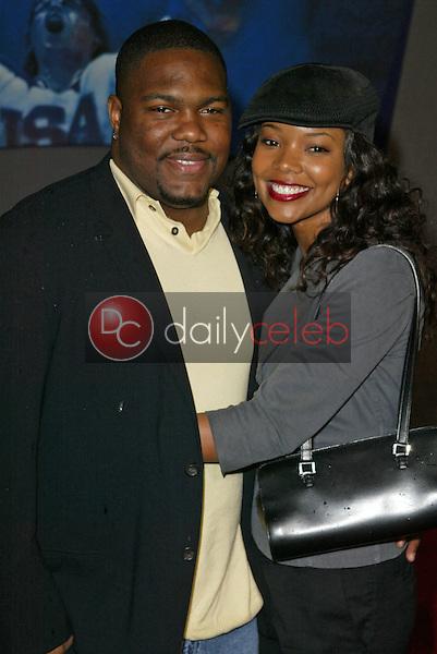 Gabrielle Union and husband