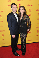 www.acepixs.com<br /> February 25, 2017  New York City<br /> <br /> Matthew Rhys and Keri Russell attending 'The Americans' Season 5 Premiere at DGA Theater on February 25, 2017 in New York City.<br /> <br /> Credit: Kristin Callahan/ACE Pictures<br /> <br /> Tel: 646 769 0430<br /> Email: info@acepixs.com