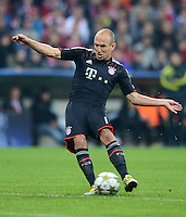 FUSSBALL   CHAMPIONS LEAGUE   SAISON 2012/2013   GRUPPENPHASE   FC Bayern Muenchen - FC Valencia                            19.09.2012 Arjen Robben (FC Bayern Muenchen)