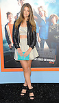 Catherine Missal arriving at the Los Angeles premiere of Vacation held at Regency Village Theatre Westwood CA. July 27, 2015.