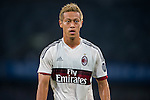 Keisuke Honda of AC Milan looks on during the AC Milan vs FC Internacionale as part of the International Champions Cup 2015 at the looks onnggang Stadium on July 25, 2015 in Shenzhen, China.  Photo by Aitor Alcalde / Power Sport Images
