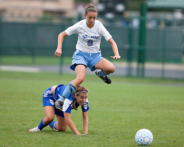 2009 Saint Joseph's High School Soccer Indian Invitational.St. Joe vs. Lake Central..