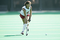 STANFORD, CA - OCTOBER 19:  Camille Gandhi of the Stanford Cardinal during Stanford's 12-0 win over UC Davis on October 19, 2008 at the Varsity Field Hockey Turf in Stanford, California.