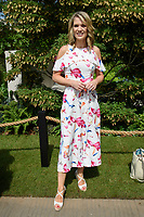 Charlotte Hawkins at the Chelsea Flower Show 2018, London, UK. <br /> 21 May  2018<br /> Picture: Steve Vas/Featureflash/SilverHub 0208 004 5359 sales@silverhubmedia.com