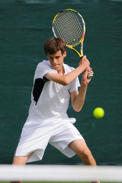 Andrew McBride<br /> Road To Wimbledon 2013