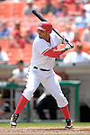 7 June 2007: Washington Nationals second baseman Felipe Lopez in action against the Pittsburgh Pirates at RFK Stadium in Washington, DC. The Pirates defeated the Nationals 3-2 in the third game of their 3-game series...Mandatory Credit: Ed Wolfstein Photo
