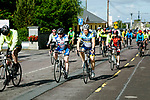 At the start of the  Emmett's Scenic Challenge Sportive Cycle in Listowel